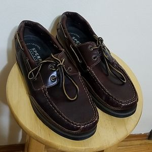 I. Leather SPERRY'S